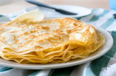 Julia Child's Master Crêpes Recipe