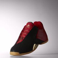 ab046ecf778f adidas T-Mac 3 Shoes - Red
