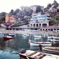 Levanto, Italy, gateway to the Cinque Terre.