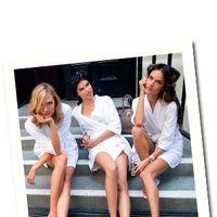 Sneek Peek: Los looks de Karlie Kloss y Alessandra Ambrosio para Victoria's Secret