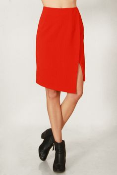 Red 2 Go Skirt