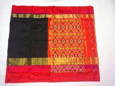 We are weaving Hand Loom Cotton/Silk Sarees. Handloom Saree, Silk Sarees, Marriage Decoration, Black Saree, Pochampally Sarees, Traditional Sarees, Cotton Silk, Indian, Embroidery