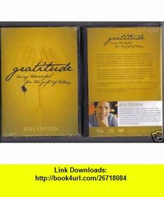 GRATITUDE; JOEL OSTEEN; CD  DVD SERIES (BEING THANKFUL FOR THE GIFT OF TODAY) JOEL OSTEEN ,   ,  , ASIN: B001PNRG9Y , tutorials , pdf , ebook , torrent , downloads , rapidshare , filesonic , hotfile , megaupload , fileserve