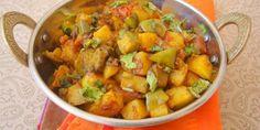 The Tasty #Brinjal Potato #Vegetablerecipe http://www.easyindianfoodrecipes.info/recipe/brinjal-potato-vegetable-recipe.html