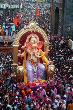 Mumbai - the Grand God!