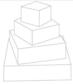 Cupcake Wrapper An easy and inexpensive way to wrap cupcakes 7 Cake, 3 Tier Cake, Tiered Cakes, Cupcake Cakes, Cupcakes, Cake Sketch, Sketch Paper, Design Your Own Cake, Dummy Cake