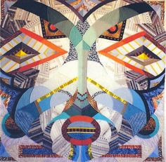Art Deco Quilts   Art Deco Thirty Years Ago