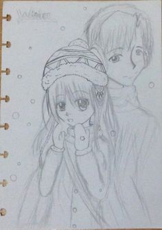 Winter by MinakoMina on @DeviantArt
