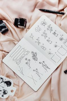 How to guide - bulletjournal doodles