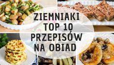 Obiad z ziemniaków - TOP 10 przepisów