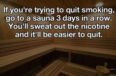 Trying to Quit Smoking Hack