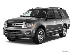 2017 Ford Expedition It offers 42.6 cubic feet of space with all seats in use and has a maximum capacity of 130.8 cubic feet. That's one of the highest max capacities of any vehicle – save for large cargo vans – including other very large SUVs