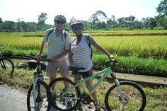 Bali Cycling Eco Tour with Buffet Lunch