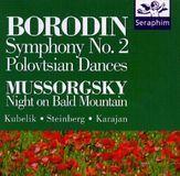 Alexander Borodin: Symphony No. 2; Polovtsian Dances; Modest Mussorgsky: Night on Bald Mountain [CD]