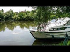 Per Hausboot unterwegs auf der Saone in Frankreich