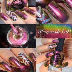 I Love Nail Polish (ILNP): Masquerade (H) swatch