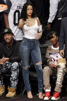 Image result for rihanna outfits