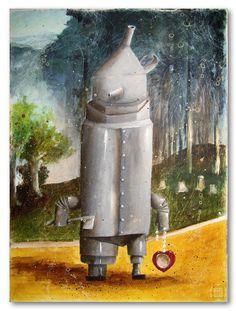 Tin Man  http://pantonedesign.blogspot.com/