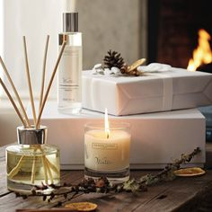 Winter Home Scenting Set | The White Company