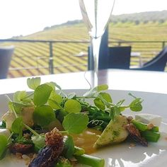 Lunch & wine with a view, does it get any better? Deli, South Africa, Lunch, Restaurant, Wine, Fruit, Country, Plants, Food
