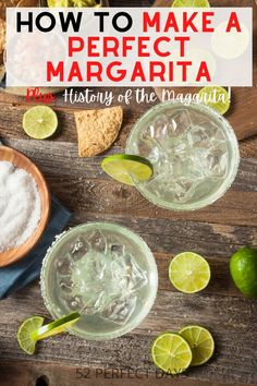 The best Margarita recipes -- this is the classic Margarita recipe from Mexico. Also, find where and how the Margarita cocktail was created. Margartia recipe on the rocks | Margarita recipes easy | margarita recipes with easy mix | margarita recipes for a crowd | tequila, lime, salt | best tequila for a margarita Classic Margarita Recipe, Perfect Margarita, Margarita Cocktail, Homemade Margaritas, How To Make Margaritas, Margarita On The Rocks, Best Tequila, Copykat Recipes