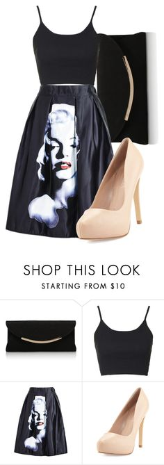 """Untitled #11"" by lorgriff ❤ liked on Polyvore featuring Carvela Kurt Geiger, Topshop and Charles by Charles David"