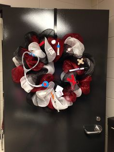 Nurse wreath