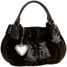 Juicy Couture Scotty Bling Medium Freestyle Satchel,Black/Grey,one size Juicy Couture,http://www.amazon.com/dp/B003XDNN2S/ref=cm_sw_r_pi_dp_sz0Gsb0CQVX81D49