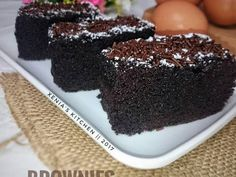 Candy Recipes, Brownie Recipes, Sweet Recipes, Dessert Recipes, Desserts, Cake Cookies, Cupcake Cakes, Bolu Cake, Brownies Kukus