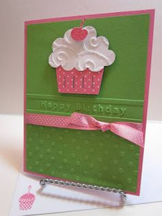 Addicted to Cardmaking: Birthday Card for a special friend