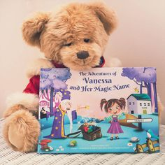 Personalised Children's Keepsake Story Book