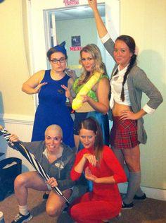 Britney Spears Halloween costumes! #crazybrit #oops #toxic #hitmebaby #slave4u