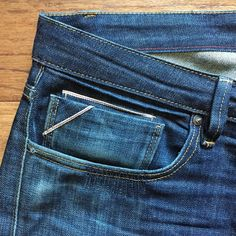 "55 Likes, 3 Comments - Amy & Jacob Peregrin (@ripandrepair) on Instagram: ""@cultdenim top pocket year & repair."""