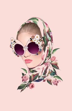 New wallpaper iphone vintage art behance 16 Ideas Art And Illustration, Fashion Illustration Face, Illustrations, Megan Hess Illustration, Arte Fashion, Fashion Wall Art, Fashion Design, Fashion Sketches, Art Sketches