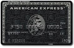 The only card you should have in your wallet. - 0 Credit Card - Ideas of 0 Credit Card - American Express Black Card. The only card you should have in your wallet.