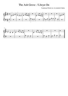 Printable Staff and Tablature-Treble Clef-4 lines Music ...