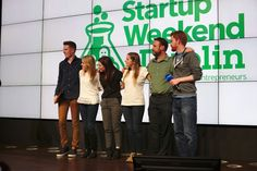Here are the final batch from Startup Weekend, including the winners. The…