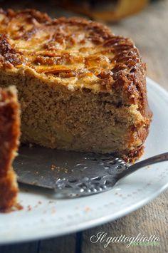 Ed eccoci arrivati alla fine di questa dolce settimana dedicata alle torte di mele, questa è la mia ultima proposta e spero vi piaccia...
