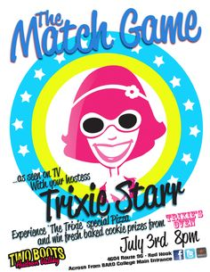 The Match Game with Trixie Starr