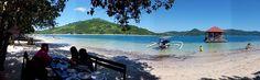 Lunch at Gli Sudak Lombok Island