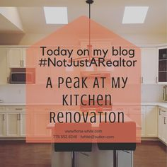 Kitchen reno Kitchen Reno, Blog, Home Decor, Decoration Home, Room Decor, Blogging, Home Interior Design, Home Decoration, Interior Design
