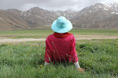 农村, 原野, 草, 景观, 休闲, 山, 自然, 户外, 人, 景区