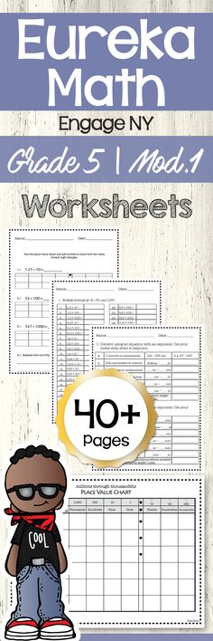 Place Value Chart (Millions through Thousandths) Place Value Chart, Place Value Worksheets, Math Skills, Reading Skills, Guided Reading, Social Studies Activities, Math Activities, Reading Resources, Math Resources