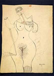 Venus (1927-28) de Federico García Lorca.