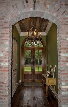 Nailed It. Love Everything About This Space. Madden Home Design   Acadian  House Plans