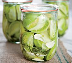 Pick your pickle: An easy refrigerator pickling recipe lets you pickle almost anything.