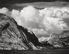 Bid now on Tenaya Lake, Mount Conness, Yosemite National Park, California by Ansel Adams. View a wide Variety of artworks by Ansel Adams, now available for sale on artnet Auctions. Ansel Adams Photography, Nature Photography, Photography Tips, Urban Photography, Sierra Nevada, Best Photographers, Landscape Photographers, Ansel Adams Photos, Straight Photography