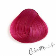 coloration cheveux rose cerise directions color mania httpwww - Coloration La Rich