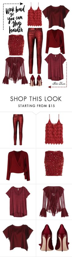 """Shop harder"" by gildafuentesb on Polyvore featuring RtA, Boohoo, Lace & Beads, Stella Jean, personalshopper, fashionstyling and asesoriadeimagen"
