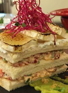 Paprikový tartar s riccotou Foie Gras, Truffle, Bruschetta, Guacamole, Quiche, Pancakes, Breakfast, Morning Coffee, Truffles